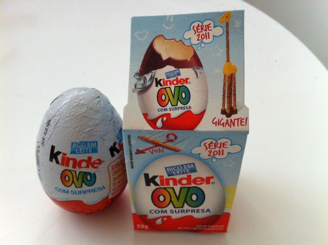 kinder ovos