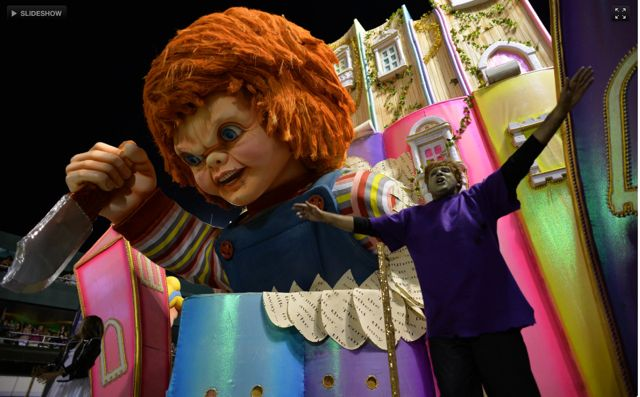 Toy Story 4 Chucky : What can carnaval tell us about brazilian business skills
